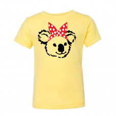 **Support Australia Koala Toddler T-Shirt